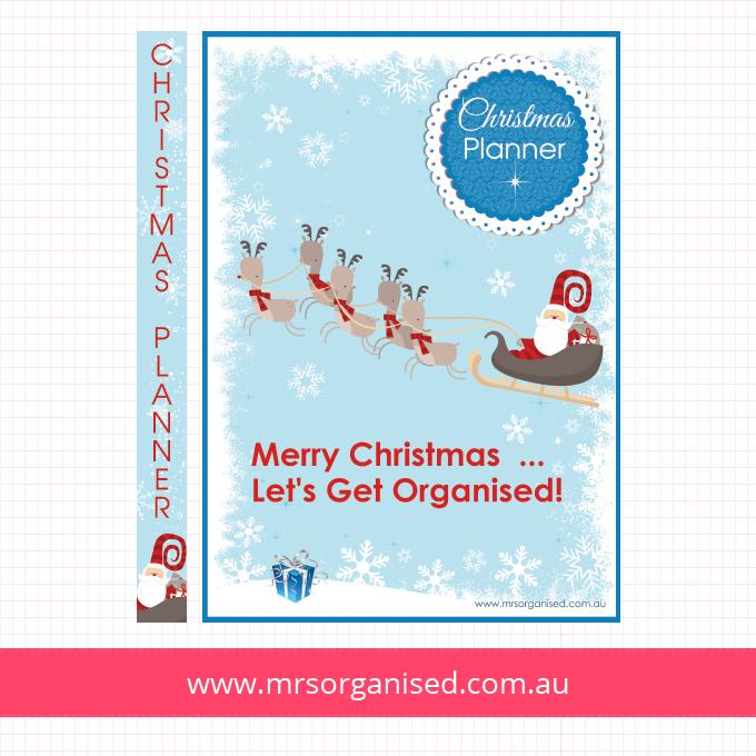 Christmas Planner