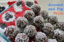 Almond and Fig Balls 001