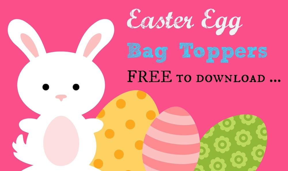 Easter Egg Bag Toppers 001