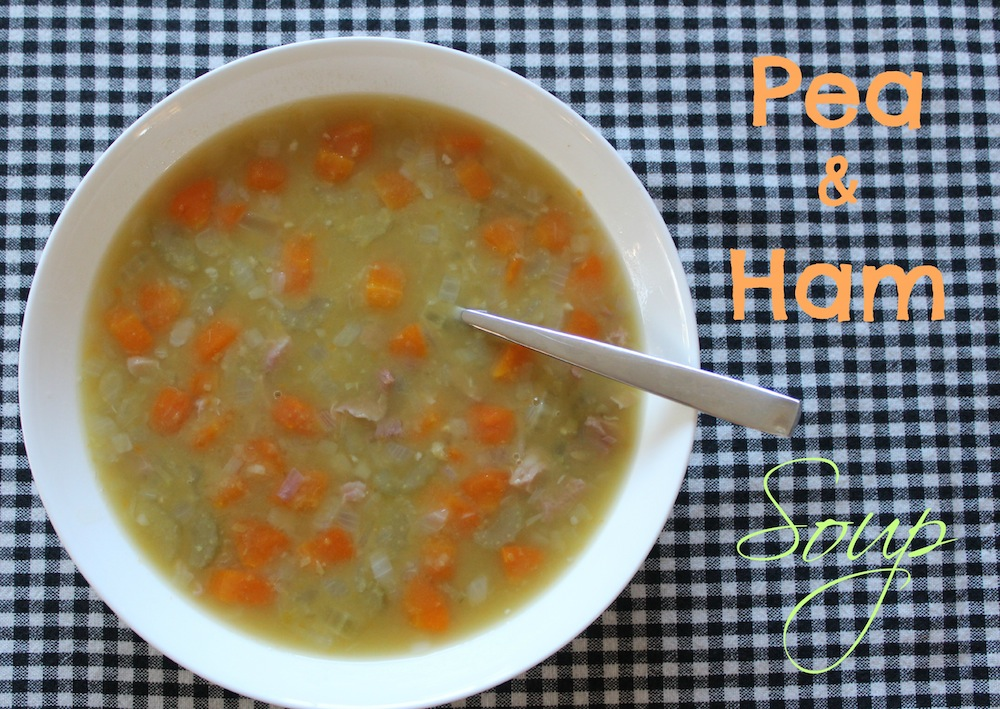 Pea and Ham Soup 001