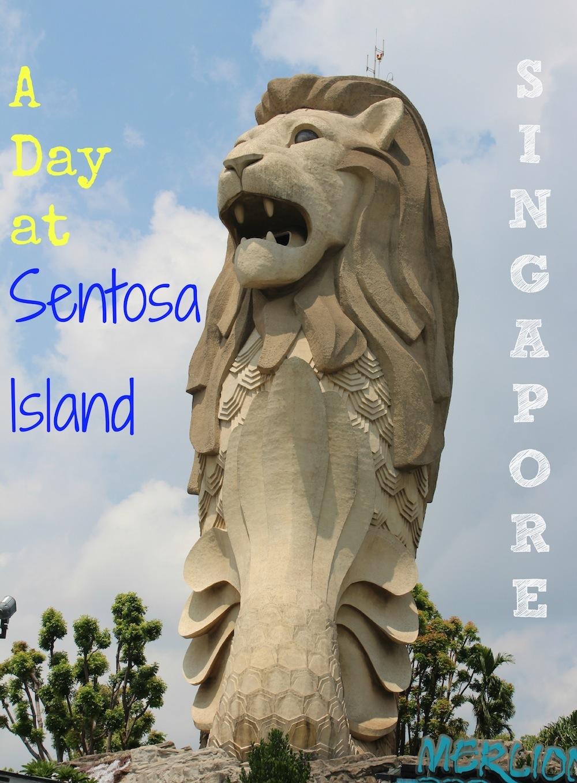 A Day at Sentosa Island 001