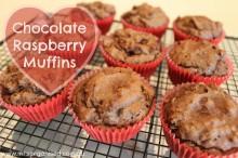 Chocolate Raspberry Muffins 002