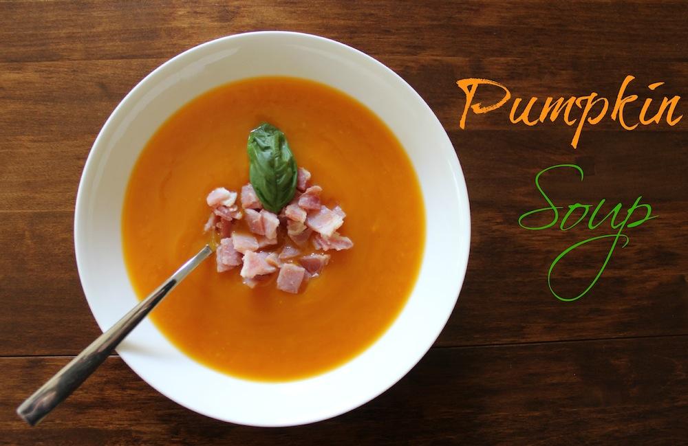 Pumpkin Soup 001
