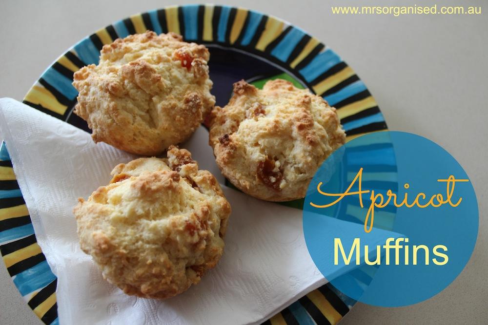 Apricot Muffins 001