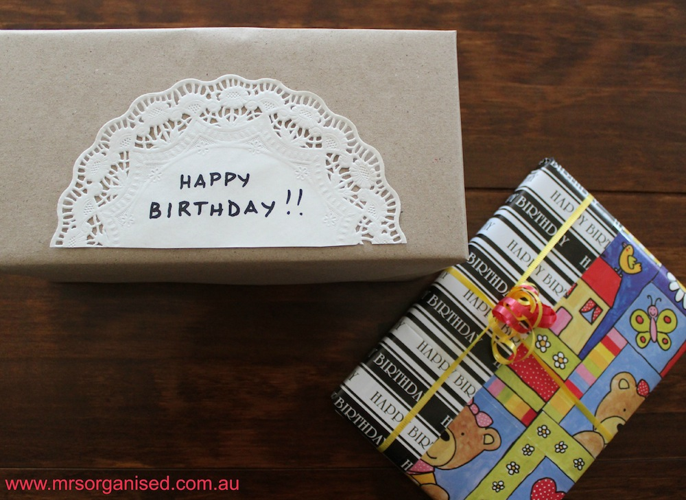 How to Save Money on Gift Wrapping 006