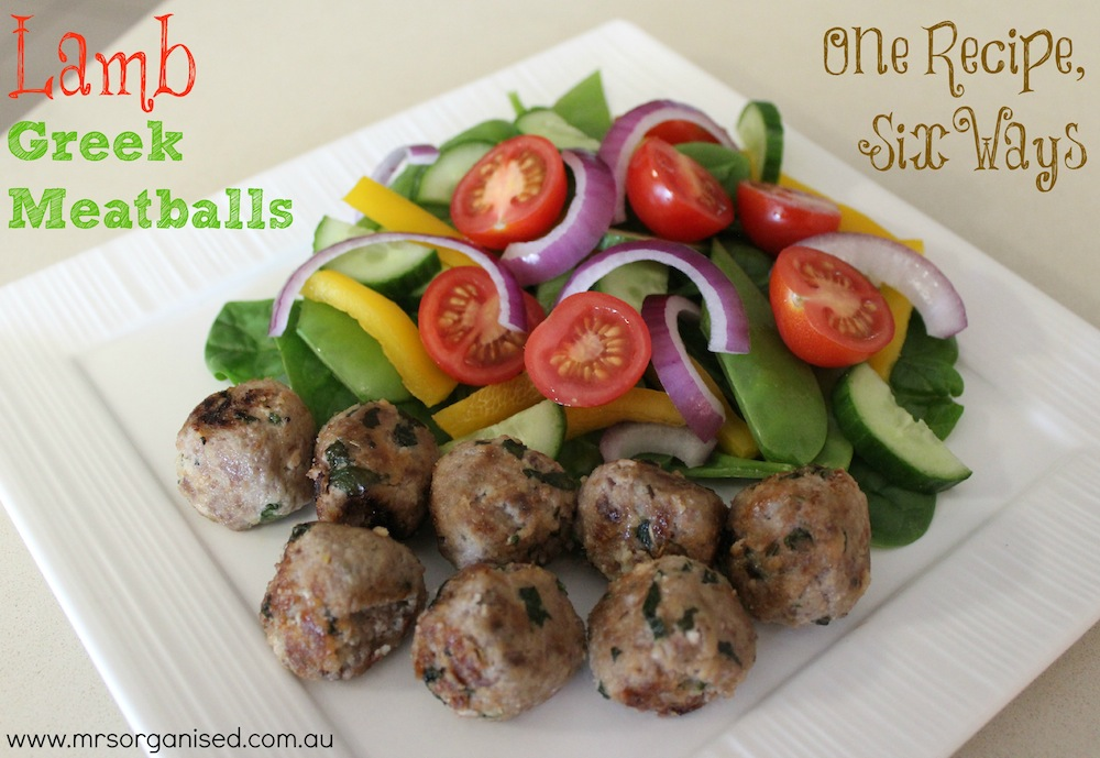 Lamb Greek Meatballs 002