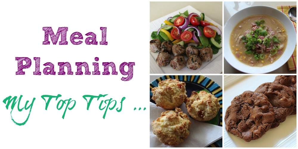 Meal Planning 002
