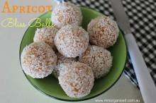 Apricot Bliss Balls 001