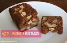 Apple Banana Bread 001