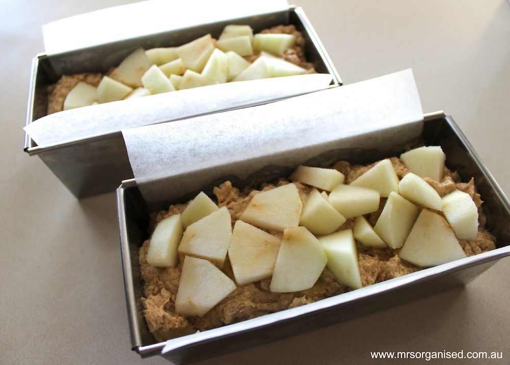 Apple Banana Bread 003