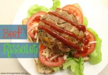 Beef Rissoles 001