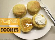 Pumpkin Scones 001
