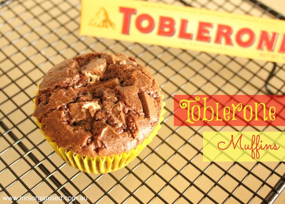 Toblerone Muffins 001