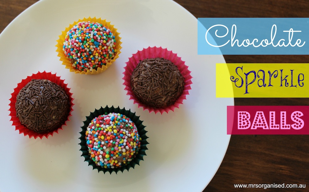 Chocolate Sparkle Balls 001