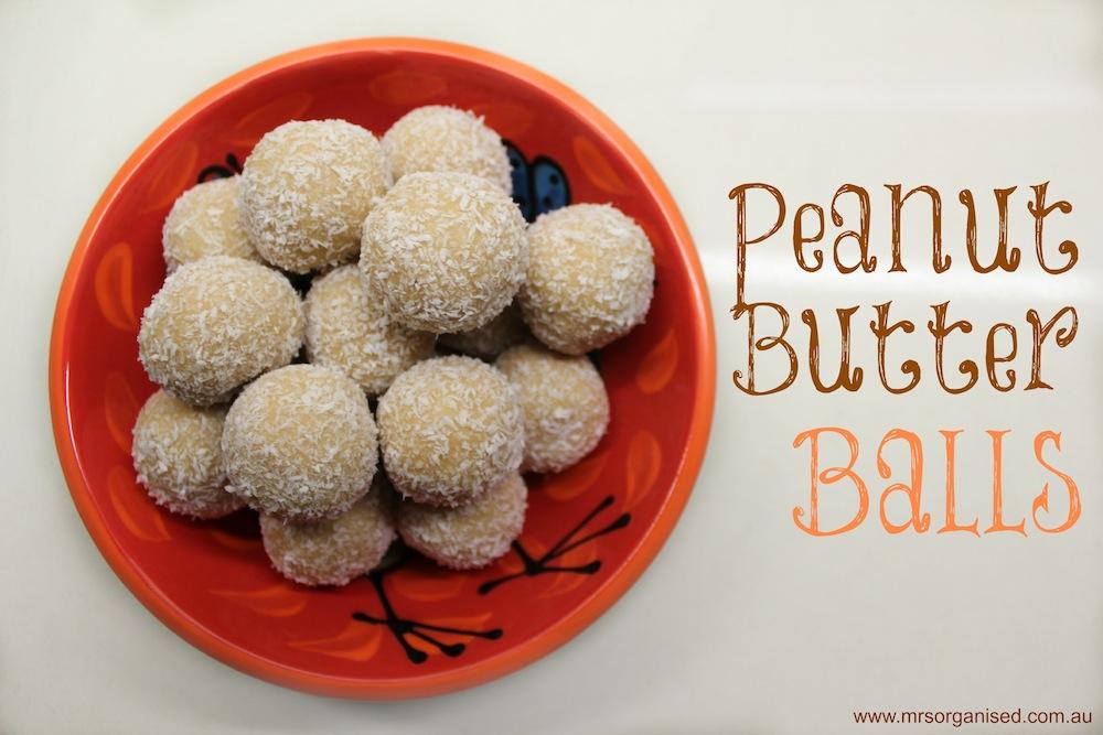 Peanut Butter Balls 001