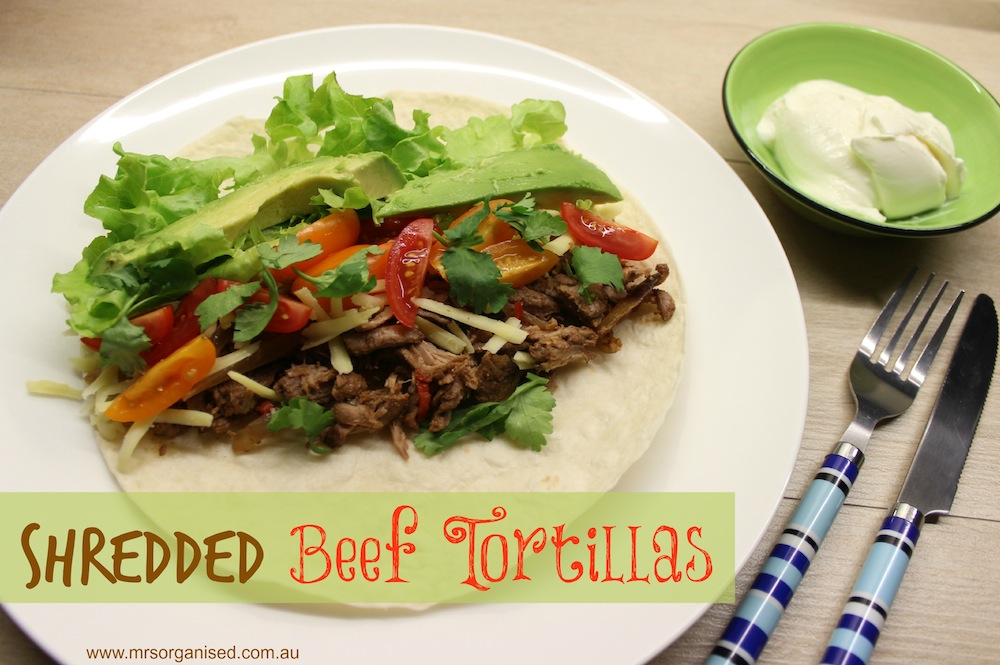 Shredded Beef Tortillas 001