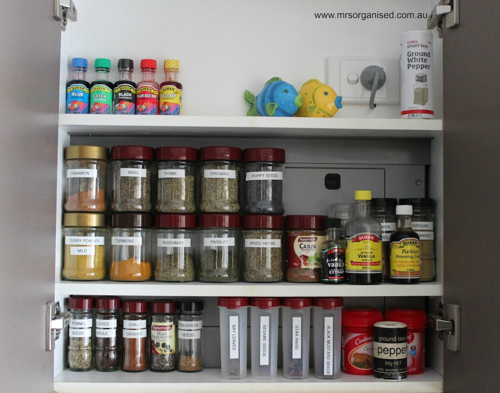 Tips for Storing and Organising Herbs and Spices 002