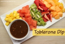Toblerone Dip 001
