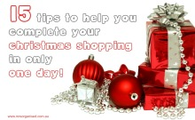 15 Tips to Help You Complete Your Christmas Shopping in Only One Day 001