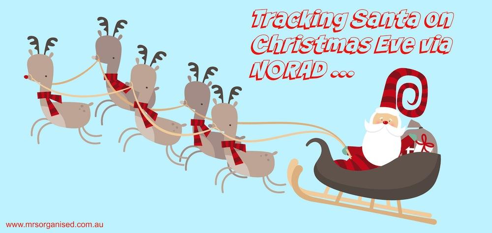 Tracking Santa on Christmas Eve via NORAD ...