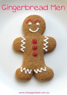 Gingerbread Men 001