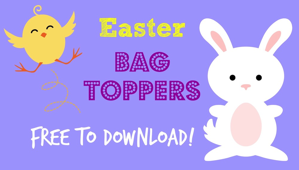 Easter Bag Toppers 001