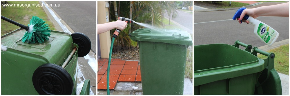 Simple Tips for Cleaning your Wheelie Bin 003