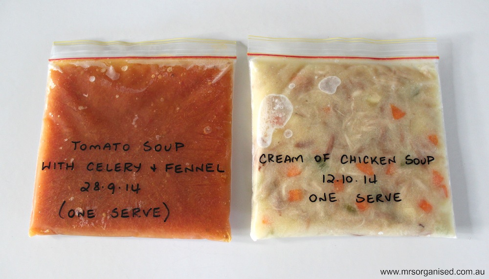 A Quick Guide to Freezing and Reheating Soup 002