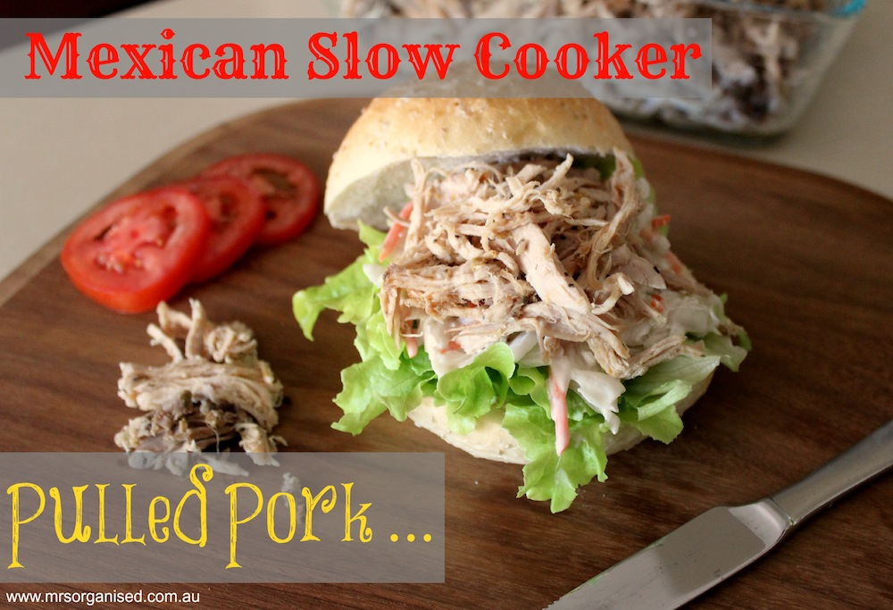 Mexican Slow Cooker Pulled Pork 001