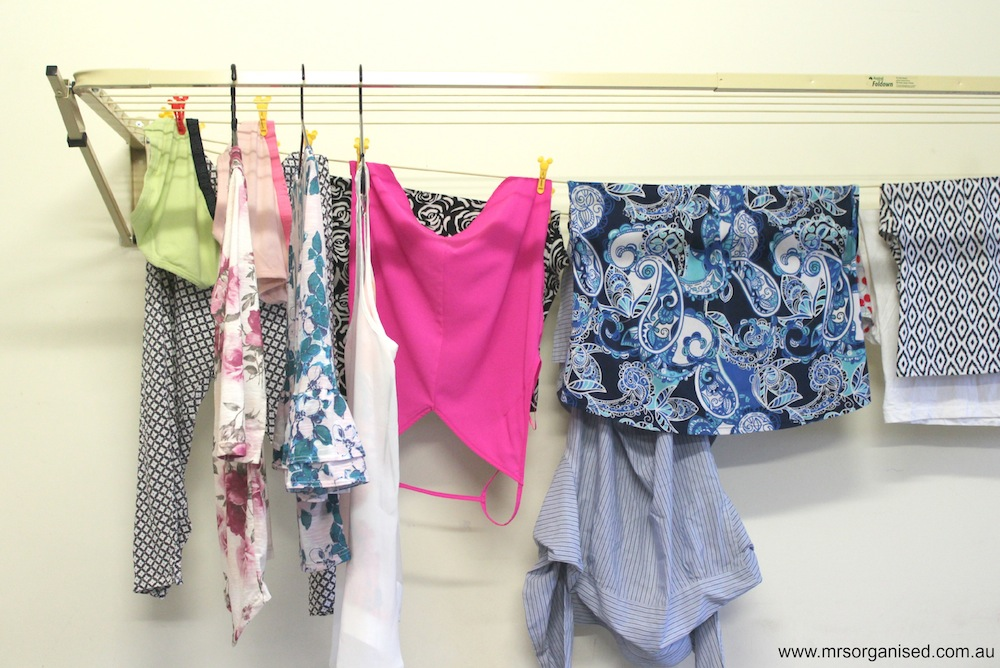 Why I Don't have an Outdoor Clothes Line! 002
