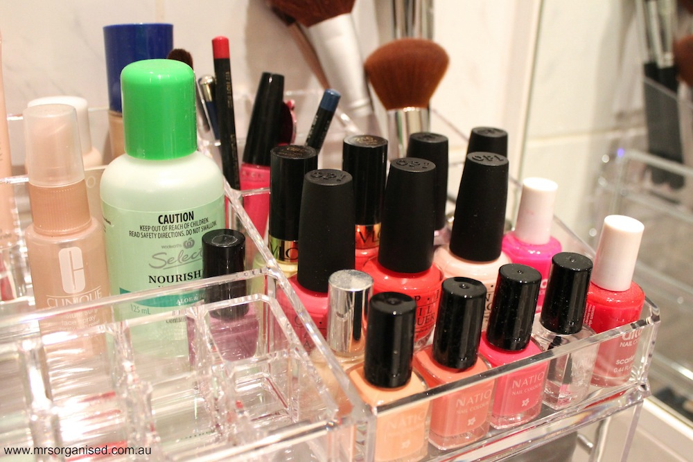 8 Simple Tips to Help your Teens Organise their Makeup and Skincare 004