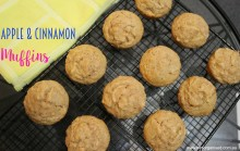 Apple and Cinnamon Muffins 001