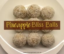 Pineapple Bliss Balls 001