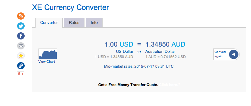 How to Create a Currency Converter to use when Travelling Original Photo 004