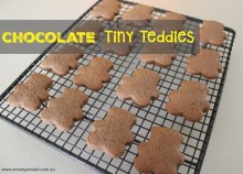 Chocolate Tiny Teddies 001