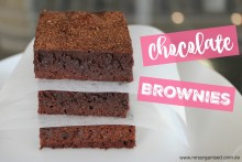 Chocolate Brownies 001