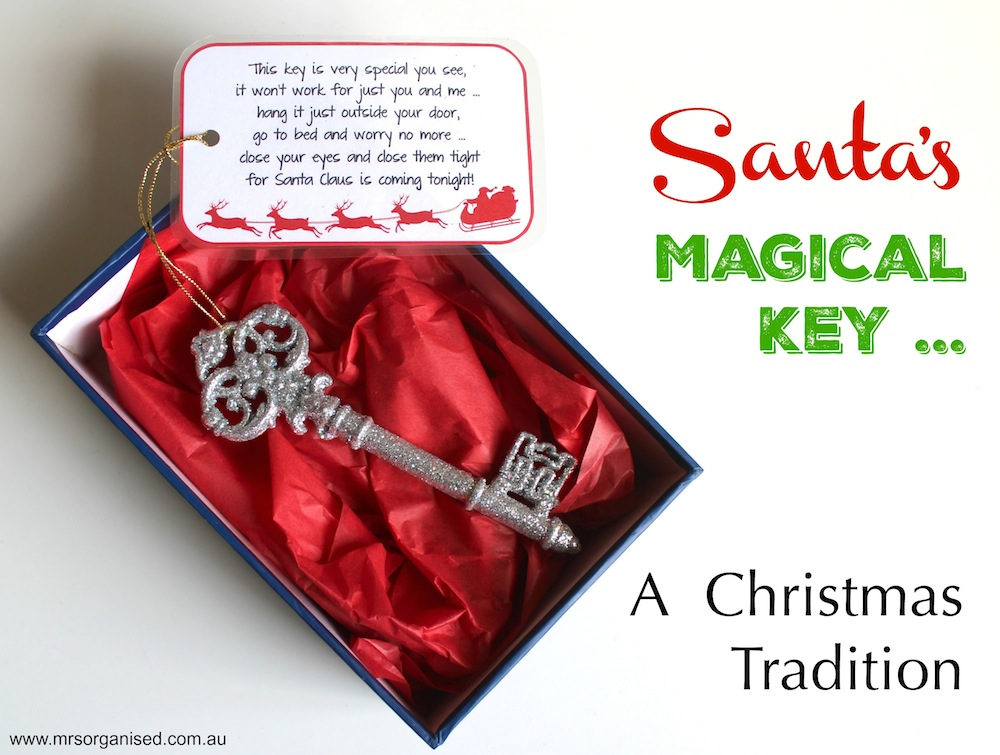 Santa's Magical Key 005
