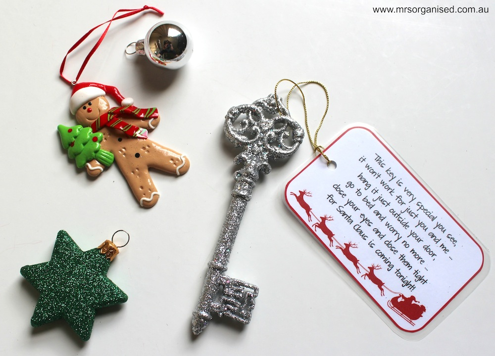 Santa's Magical Key 006