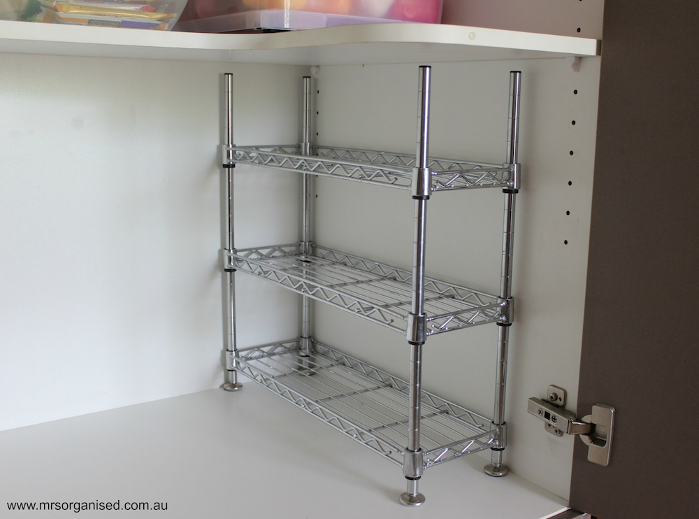 Simple Tips to Help you Organise the Kitchen Pantry 003
