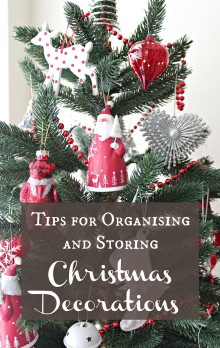 Tips for Organising and Storing Christmas Decorations 001