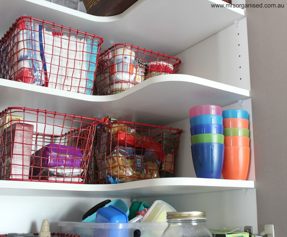 How I've Organised my Kitchen Pantry 004