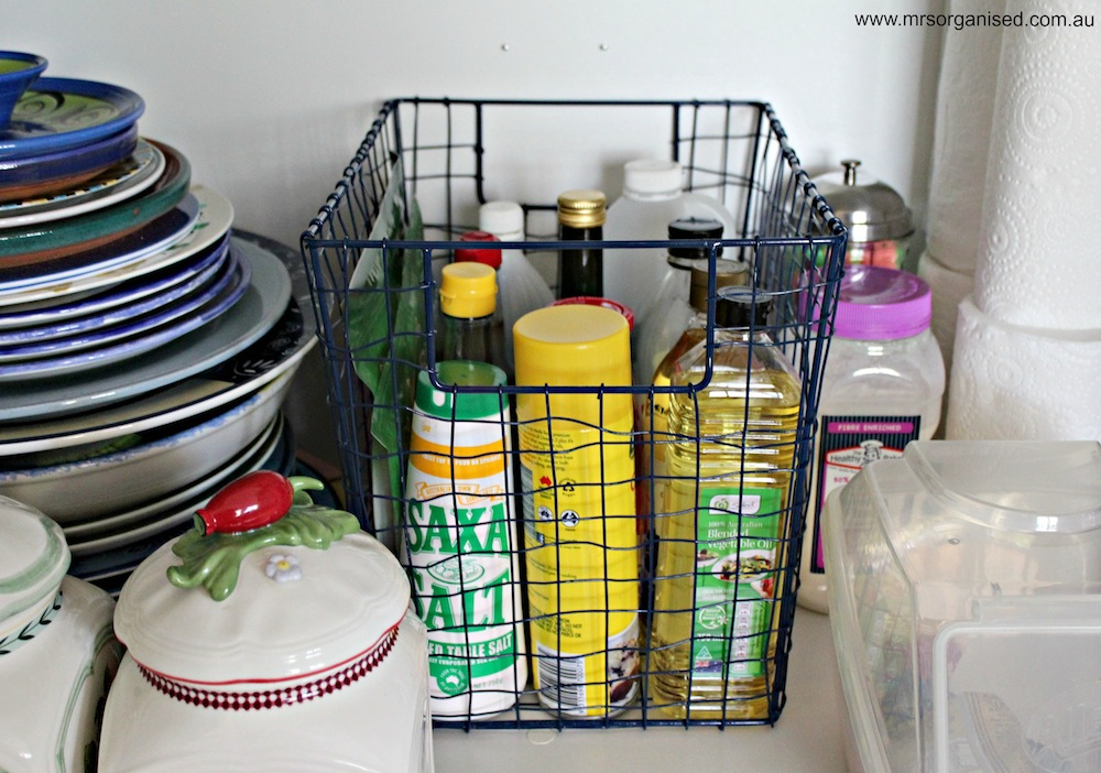 How I've Organised my Kitchen Pantry 007