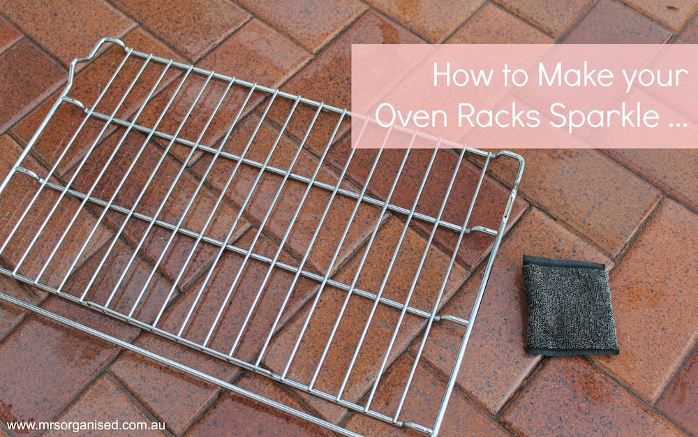 How to Make your Oven Racks Sparkle 001
