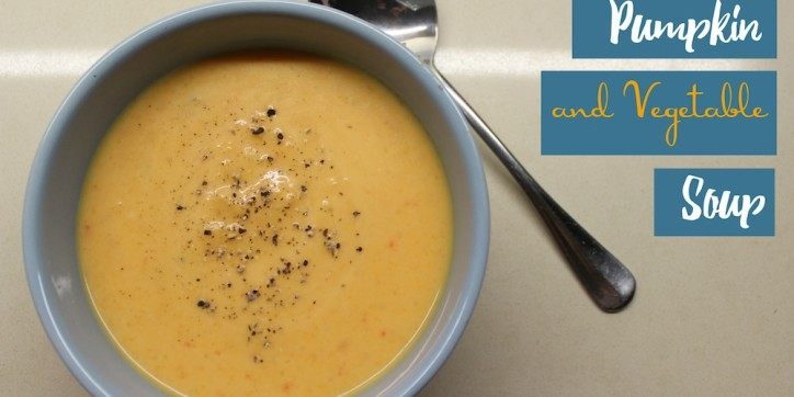 Pumpkin and Vegetable Soup