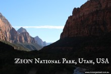 Zion National Park 001
