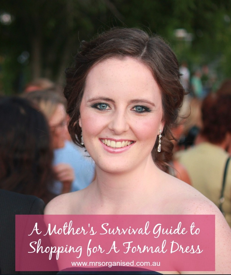 A Mother's Survival Guide to Shopping for a Formal Dress 001