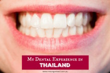 My Dental Experience in Thailand 001