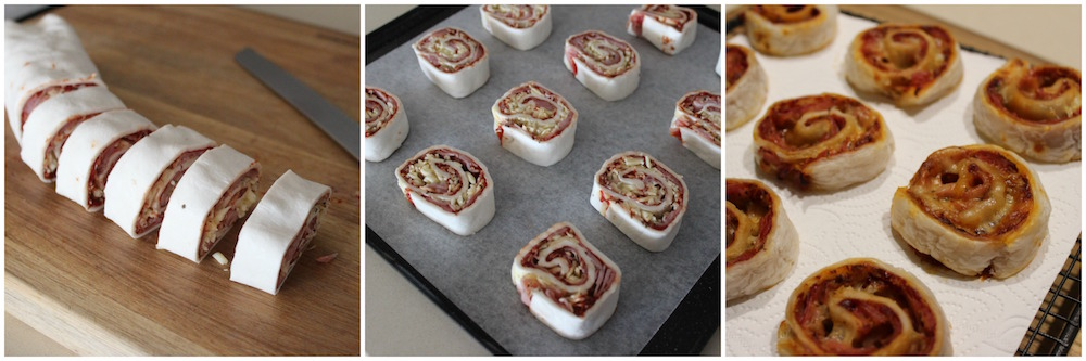 Cheesy Mini Pizza Scrolls 004