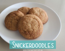 Snickerdoodles 001