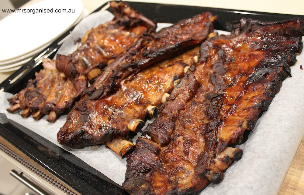Slow Cooker Barbecue Pork Ribs …